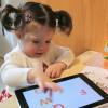 Prueben darle un iPad a un niño de entre 3 y 5 años, y se sorprenderán con los resultados.