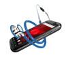 El smartphone puede ser un excelente complemento para nuestra salud y bienestar, pero nunca un remplazo al doctor.