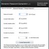 Random Password Generator Captura