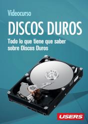 Tapa Videocurso - - Discos Duros - Caratula