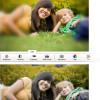 PhotoPad es capaz de conectarse con diversas redes sociales, por lo que podremos compartir nuestros trabajos.
